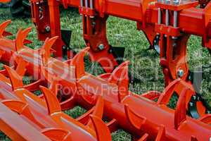Agricultural equipment. Details 26