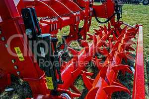 Agricultural equipment. Details 39