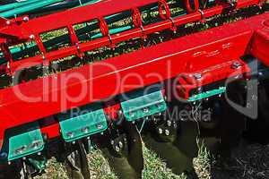 Agricultural equipment. Details 40