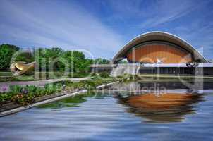 Kongresshalle Berlin Haus der Kulturen der Welt