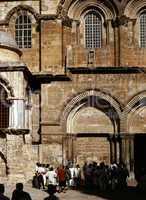 Church of Holy Sepulchre, Jerusalem