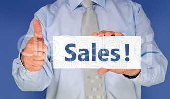 Sales !