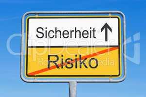 Risiko und Sicherheit
