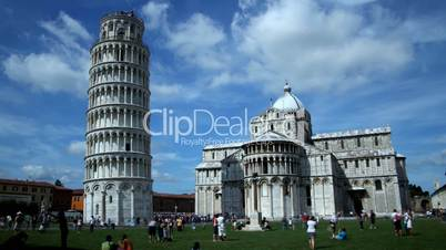Schiefer Turm zu Pisa