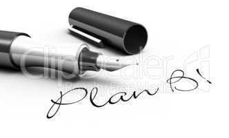 Plan B! - Stift Konzept