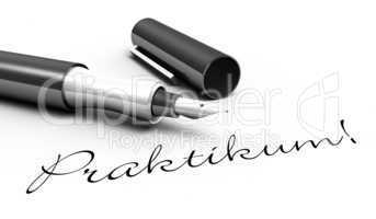 Praktikum! - Stift Konzept
