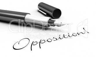 Opposition - Stift Konzept