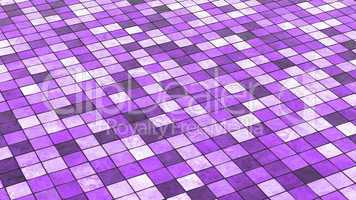 Hintergrund Bodenfliesen Violett Bunt