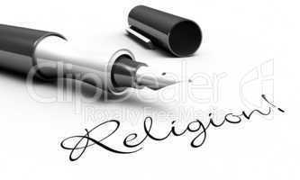 Religion! - Stift Konzept