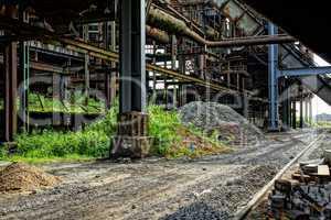 Industriebrache Phoenix-West