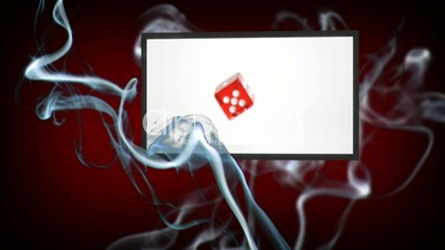 Video of dices