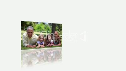 Family holidays videos