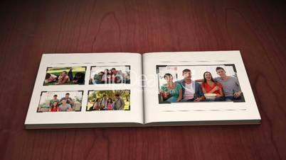 Book of friends videos