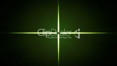 Video of green cross