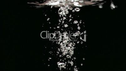 Bubbles in super slow motion