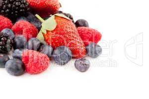 Abundance of berries