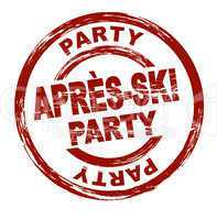 Stempel - Après-Ski Party