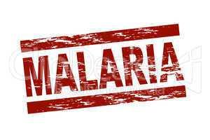 Stempel - Malaria