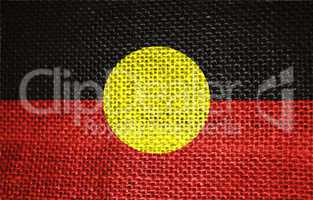 flag of aboriginal