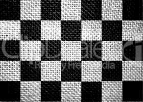 finish race flag