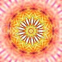 Licht-Mandala der Harmonie