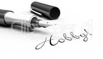 Hobby! - Stift Konzept