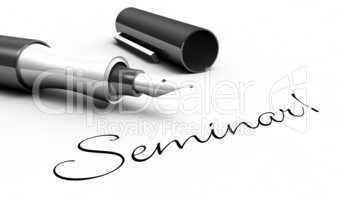 Seminar! - Stift Konzept