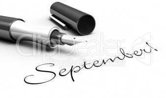 September! - Stift Konzept