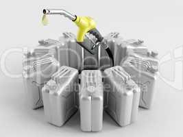 Deficiency of fuel