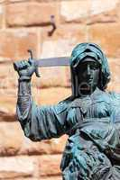 Statue of Judith and Holofernes