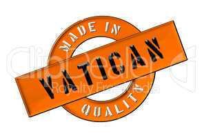 Made in Vatican