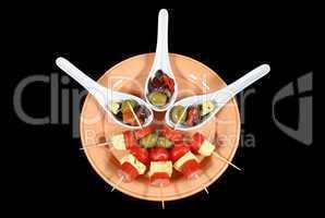 Antipasto Spoons 1