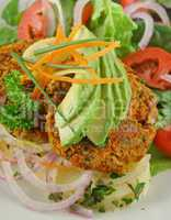 Carrot And Tuna Patties 4