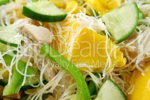 Chicken And Mango Salad 2