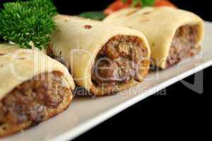 Homestyle Sausage Rolls 2