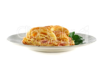 Melted Cheese Croissant 3