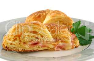 Melted Cheese Croissant 6
