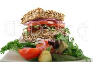 Wholegrain Salad Roll 7