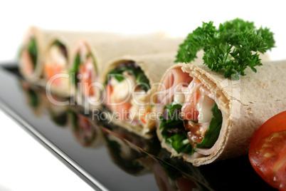 Mixed Wrap Platter 3
