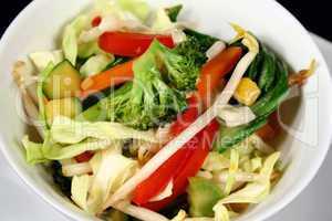Asian Stir Fry Vegetables 2