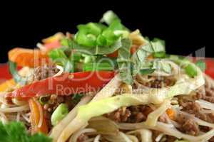 Beef Chow Mein 6