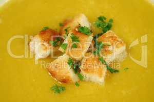 Croutons And Parsley