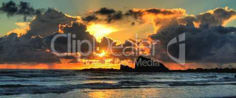 Currumbin Rock Gold Coast