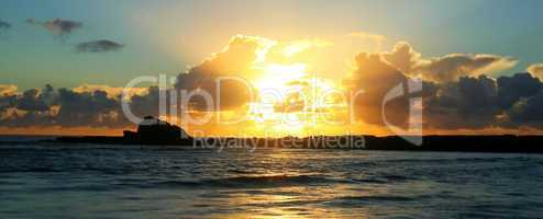 Currumbin Rock Gold Coast Australia