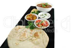 Feast Of Indian Food