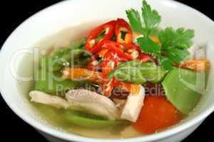 Low Carb Chicken And Vegetable Soup 2