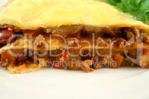 Sliced Tortilla Stack Profile