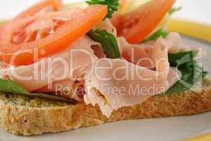 Open Sandwich 3