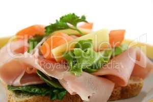 Open Sandwich 6