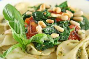 Pasta With Pine Nuts 2
